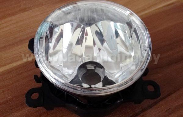 Противотуманные фары «Тюн-Авто» для Lada Vesta (Лада Веста) и XRAY (Иксрэй) без лампочек (2 шт.)